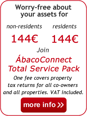 Contract ÁbacoTaxes Total Service Pack